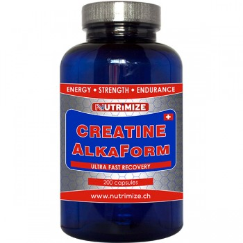Creatine AlkaForm