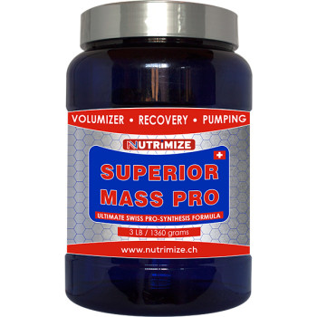 Nutrimize Superior Mass PRO